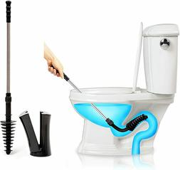 Revolutionary Plunger, Squeegee, Clog Remover, Drain Cleaner